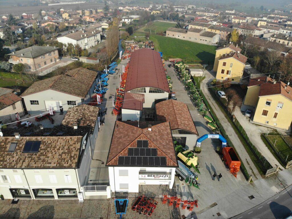 Bertuzzi macchine agricole Asola (Mantova)
